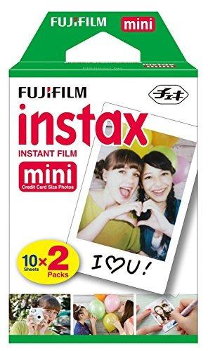 fujifilm instax mini 8 cámara película instantánea frambuesa