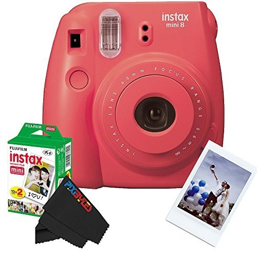 Fuji instax mini 8 camera bundle