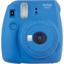 fujifilm instax mini 9 azul cobalto nueva oficial