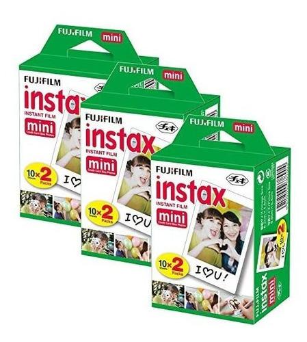 fujifilm instax mini 9 y mini 8 cámara kit de accesorios inc