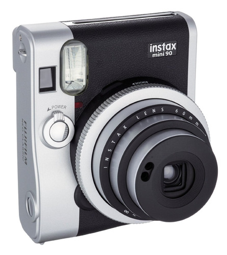 fujifilm instax mini 90 neo classic cámara instantánea