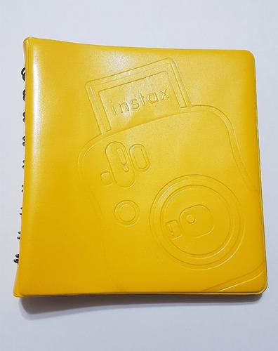 fujifilm instax mini- album foto 68 bolsillos - polaroid