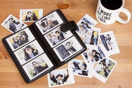 fujifilm instax mini álbum - inteldeals
