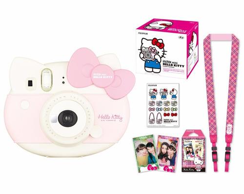 fujifilm instax mini edición hello kitty accesorios hot sale