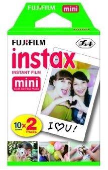 fujifilm instax mini instantáneo película , 30 hojas bundl