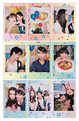 fujifilm instax mini shiny star 30 film para fuji 7s 8 25 50