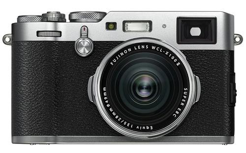 fujifilm wcl x100 ii wide conversion lens silver