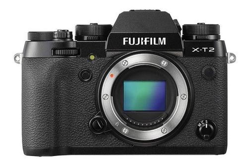 fujifilm x t 2...... nueva!... sólo cuerpo.. serie: 63a56388