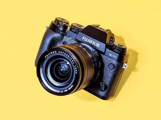 Fujifilm gratis fotos