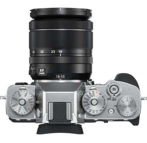fujifilm x-t3 mirrorless digital camera lente 18-55mm