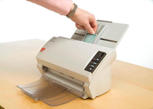fujitsu fi-5120c escáner documental color 600dpi carta legal