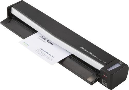 fujitsu scansnap s1100 escáner portátil fotos y documentos