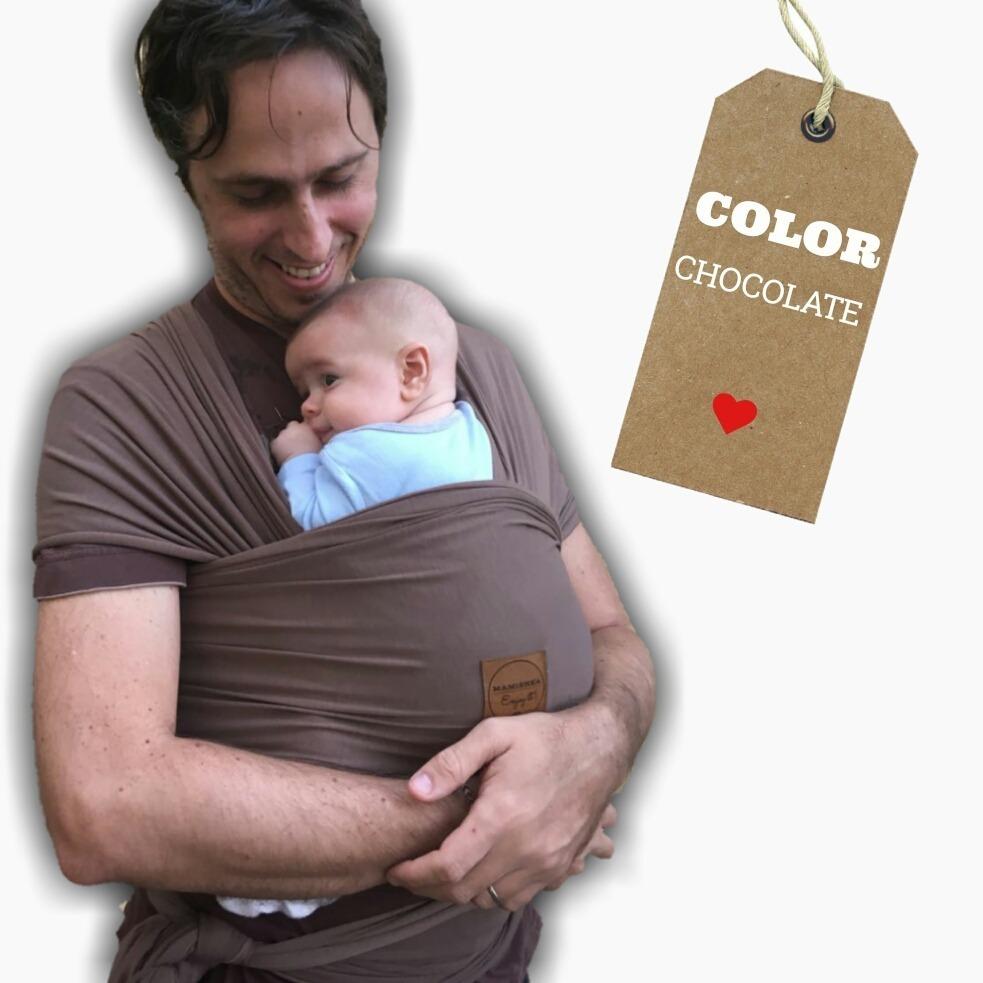 d266aaf59fad Fular Portabebés- Packaging Premium!- Elástico 5 Metros - $ 620,00 ...
