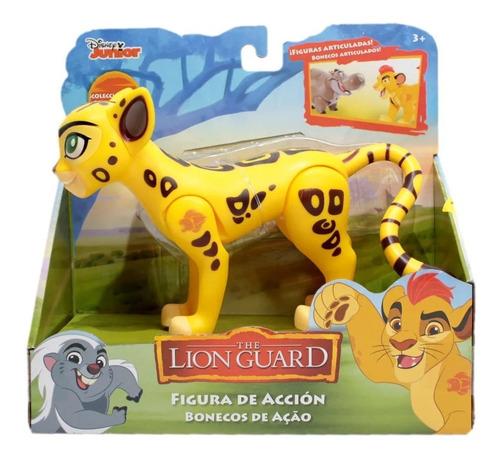 fuli la guardia del león figura articulada disney simba hijo