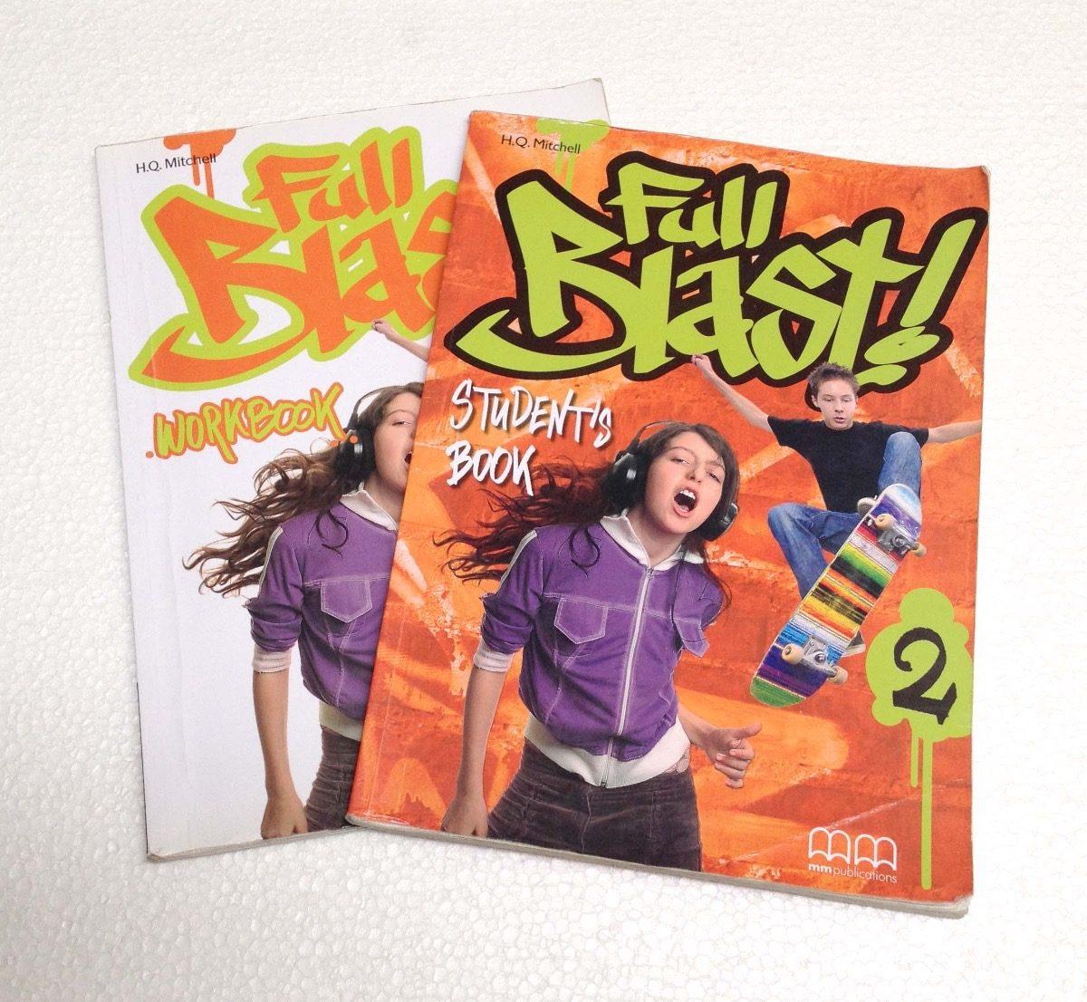 Full Blast 2 Student Book