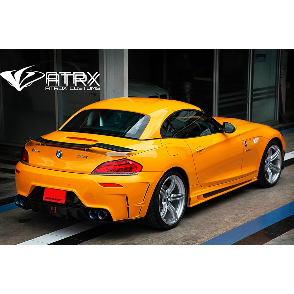 Full Body Kit Rowen Design Bmw Z4 E89 2010 2016 74 720