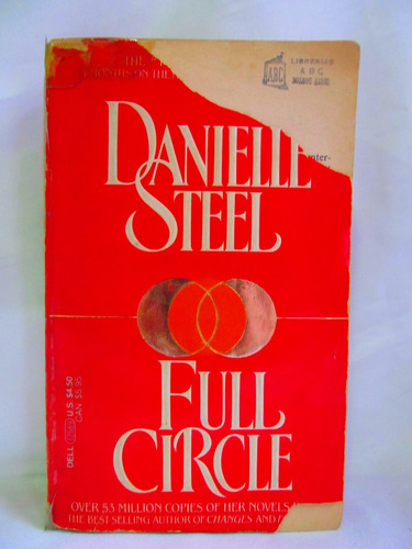 full circle danielle steel a dell book