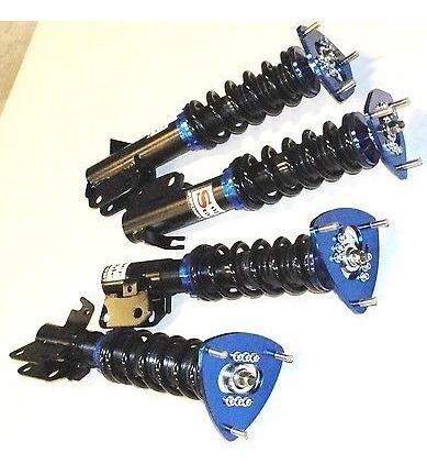 full coilover suspensión azul for06-07 subaru impreza wrx tr