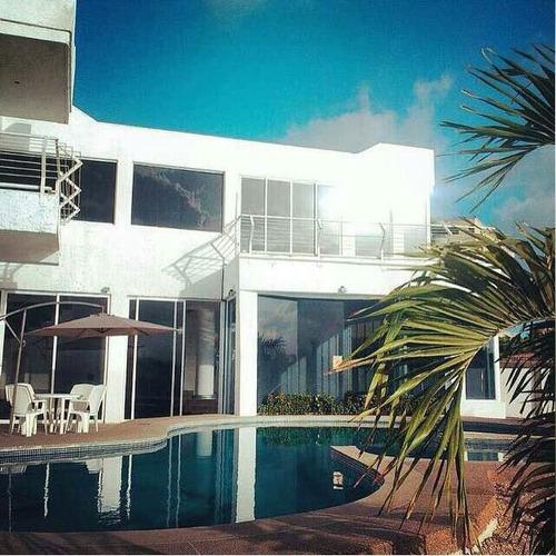 full day en casa con piscina higuerote