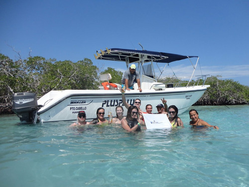 full day vip morrocoy