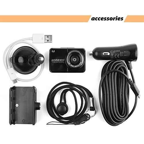 full hd 1080p dash cam - wifi sports action y cámara del t