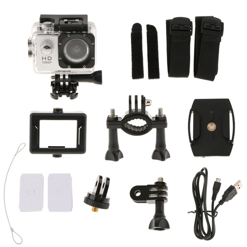 full hd 1080p sports cam action camera video recorder waterp