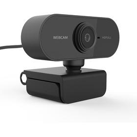 Full Hd 1080p Webcam Usb Mini Câmera De Computador Built-in