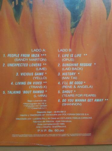 full hit (vinyl lp) retro music 80s