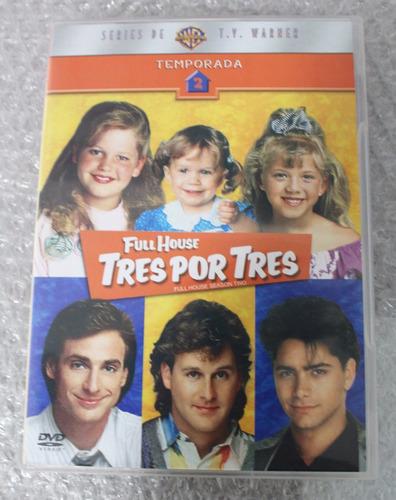 full house (box sets dvd) temporadas 1, 2 y 3 (usadas)