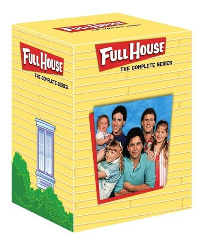 full house boxset con la serie completa  dvd