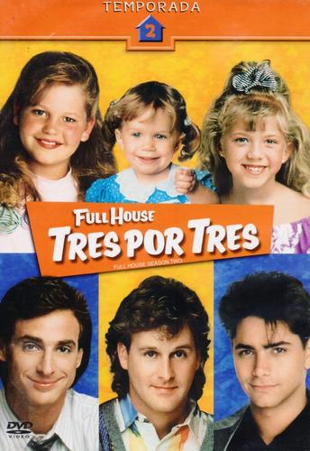 full house tres por tres temporada 2 dos serie tv dvd