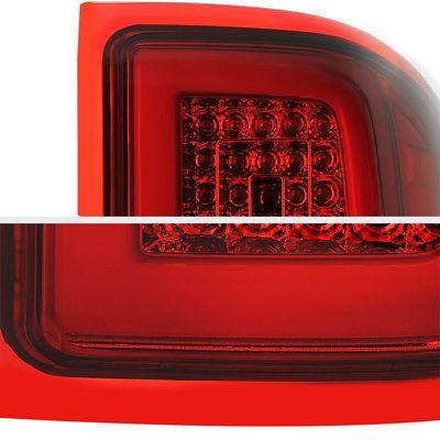 14-18 Chevy Silverado 1500 2500HD 3500HD Amber Side Mirror Light Lamp FULL LED