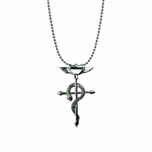 full metal alchemist fma dije collar cruz flamel edward elri