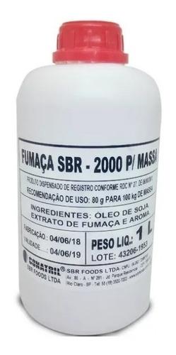 fumaça liquida sbr 2000 - conatril