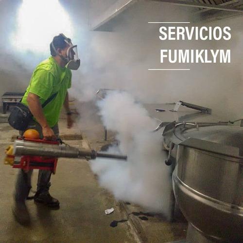 fumigación chiripas fumigaciones cucarachas covid 19 desinf