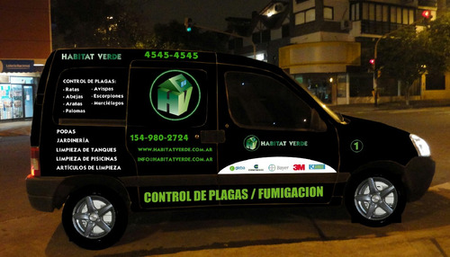 fumigacion - control de plagas - limpieza de tanques