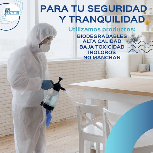 fumigacion control de plagas roedores