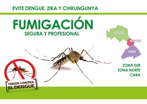 fumigacion control de roedores desinfeccion caba gba