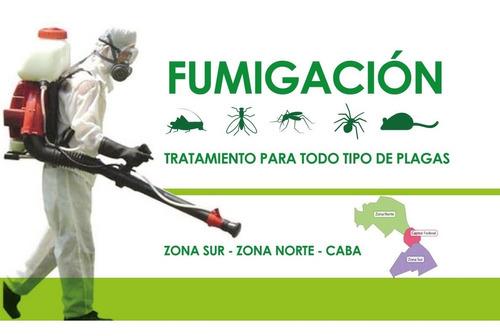 fumigacion control de roedores desinfeccion zona sur