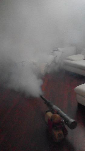 fumigacion en general contra todo tipo de plagas