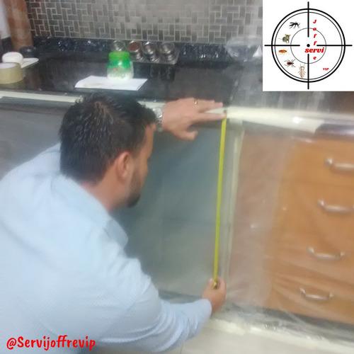 fumigación especialista en termitas ácaros gorgojos polillas