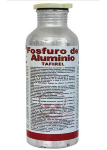 fumigación fosfina / fosfuro de aluminio  / foscan /gaxtion