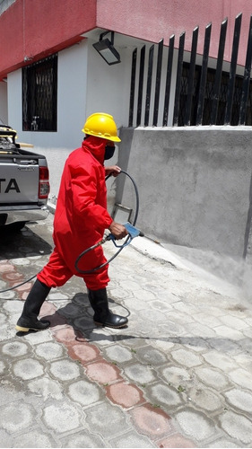 fumigacion sanitizacion e instalación de túneles de desinfec