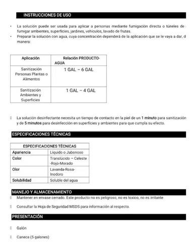 fumigación, sanitizacion y desinfección covid-19