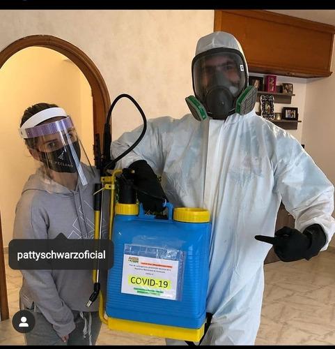 fumigacion, servicio de desinfeccion, sanitizacion, covid 19