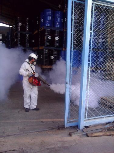 fumigación , servicios de fumigación , control de plagas.
