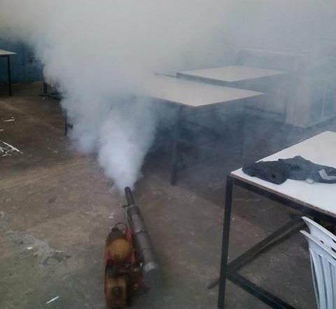 fumigacion sin olor no toxica garantia permiso sanitario