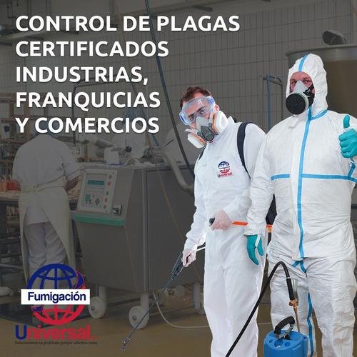 fumigación universal, c.a - control de plagas