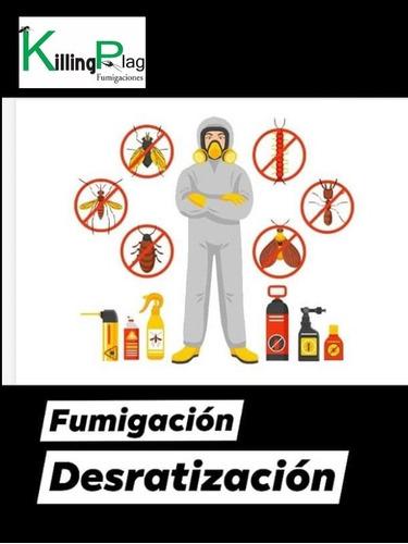 fumigacion y control de plagas cdmx nezahualcóyotl