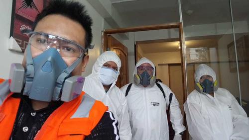 fumigacion y  desinfección lima peru